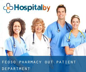 FEOSO Pharmacy Out-patient Department