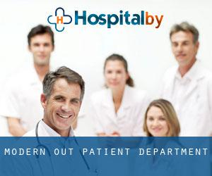 Modern Out-patient Department